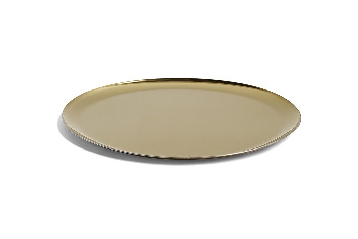 506254_Serving Tray golden