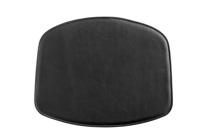 Seat Pad for AAC without arm  leather black