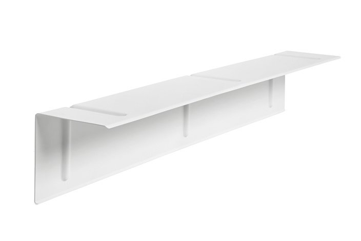 1009000_Brackets Incl L120 white steel