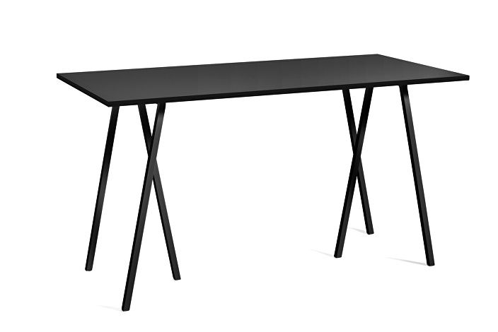 1015142019000_Loop Stand High Table_L180xW87,5xH97_black