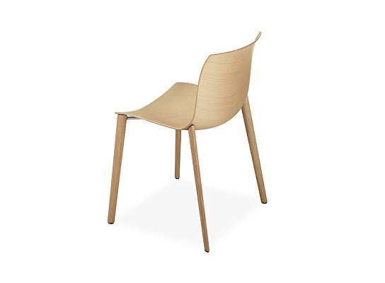 Catifa 53 — 4 wood legs