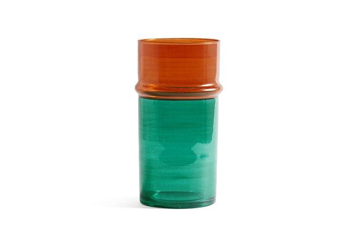 507193_Moroccan Vase L green