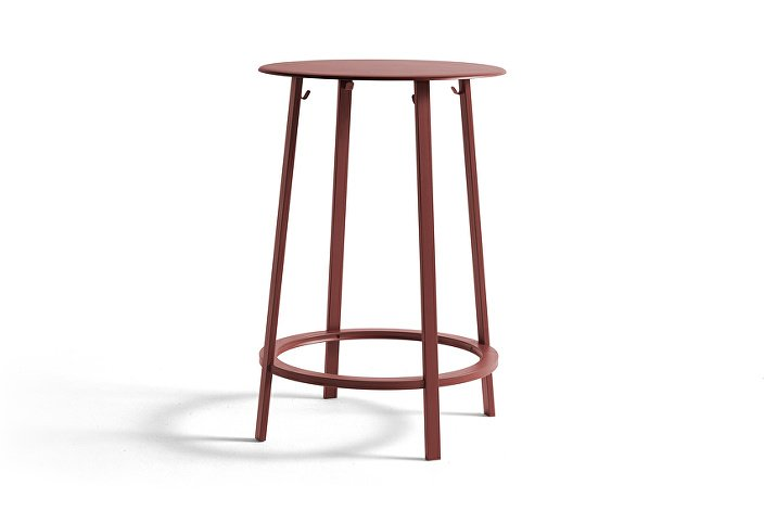 4000192009000_Revolver Table red