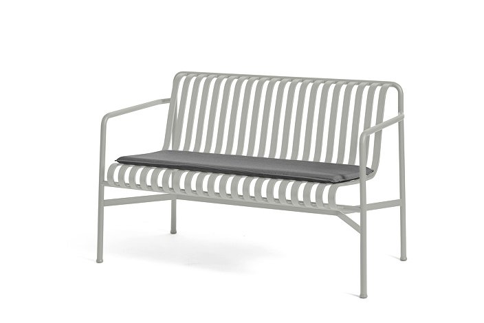 Palissade Dining Bench Sky Grey_Seat Cushion Anthracite