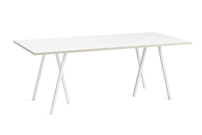 1015032119000_Loop Stand Table_L200xW92,5xH74_white