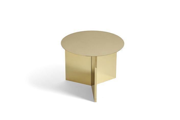 1024777009000_Slit Table Round_brass