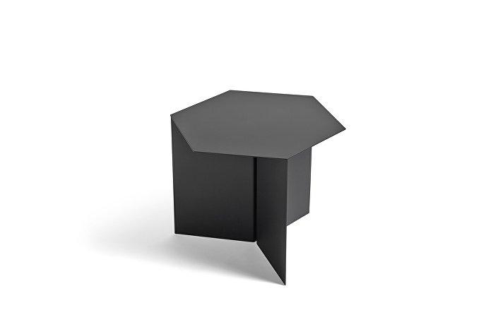 1024762009000_Slit Table Hexagon_black