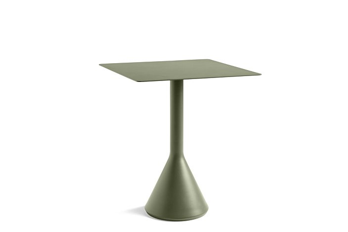1058111509000_Palissade Cone Table_L65xW65xH74_olive