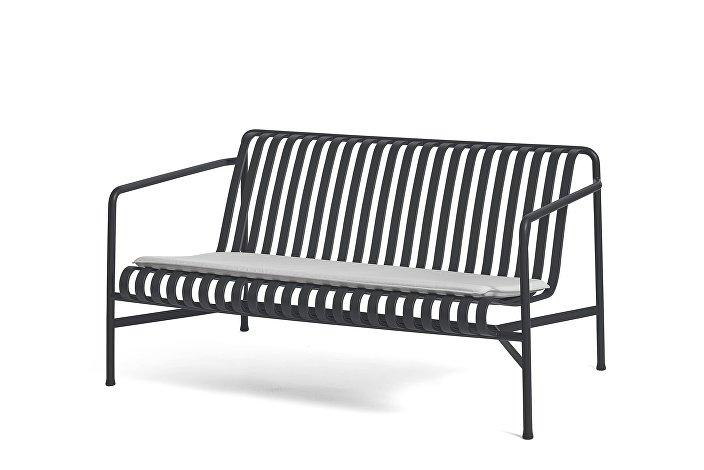Palissade Lounge Sofa Anthracite_Seat Cushion Sky Grey