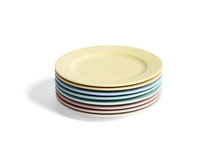 Rainbow Plate M_Family