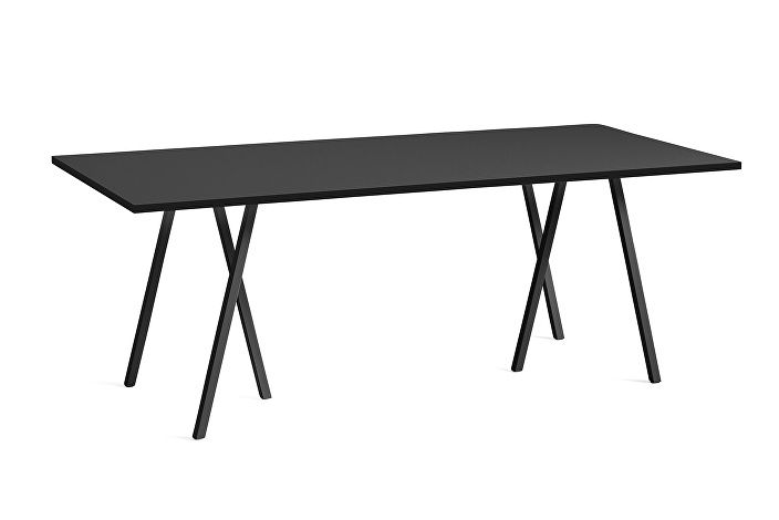 1014982019000_Loop Stand Table_L200xW92,5xH74_black