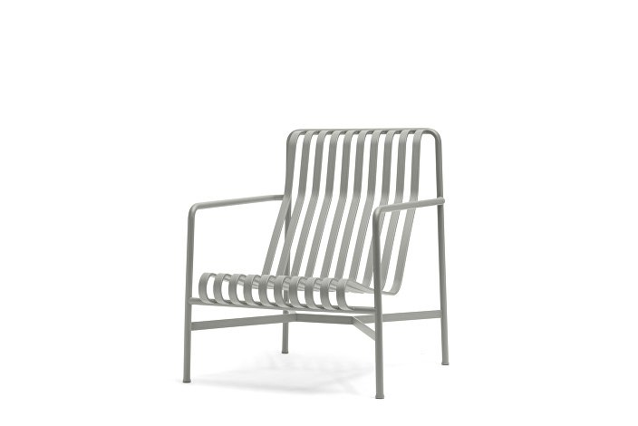 Palissade Lounge Chair High light grey