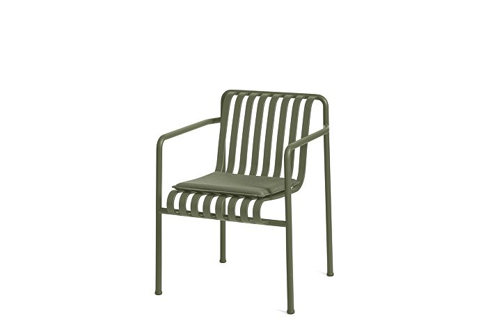Palissade Dining Arm Chair olive_Seat Cushion Olive
