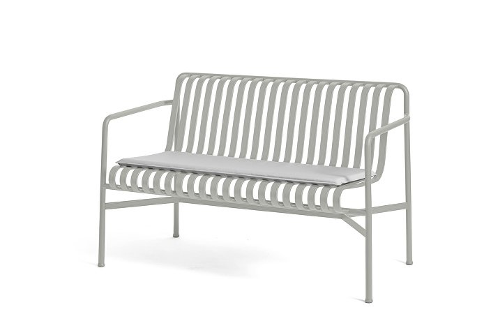 Palissade Dining Bench Sky Grey_Seat Cushion Sky Grey