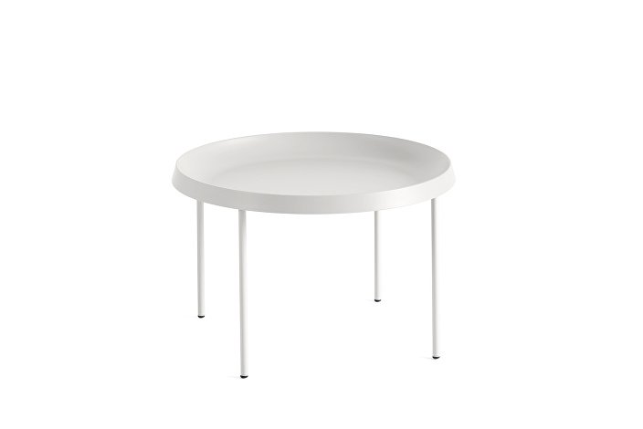 930503_Tulou Coffee table_dia55xH35_Off white