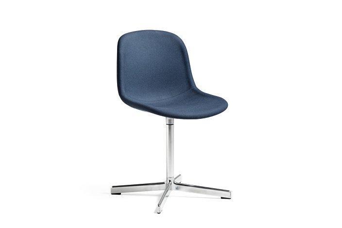 4089439463646_Neu10 Chair_Base polished steel_Uph Rime 741