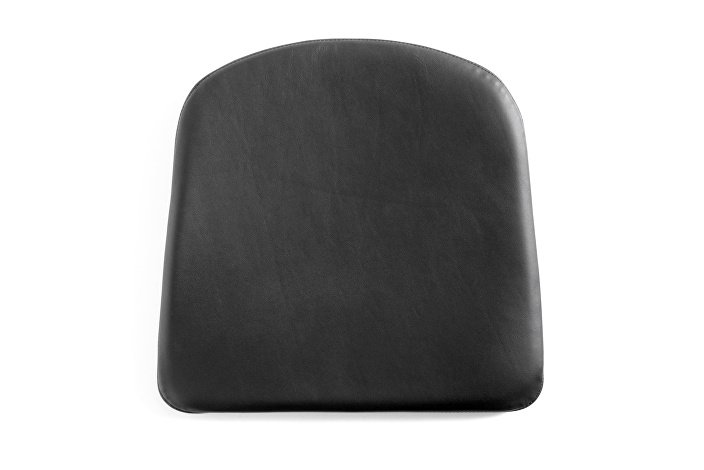 1028876105716_J42 Seat cushion leather black