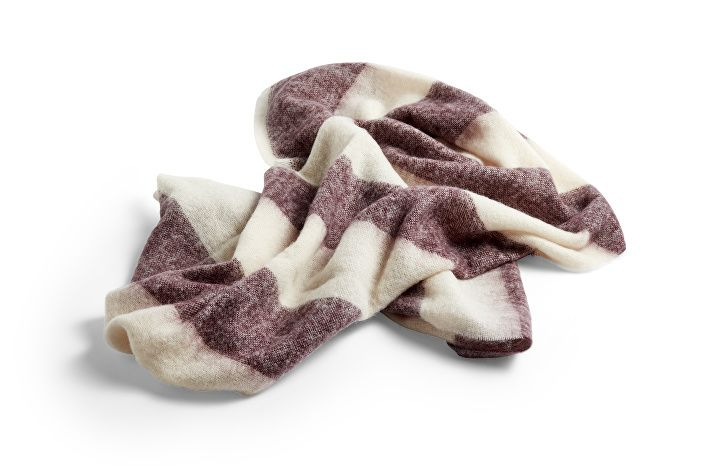 507621_Mohair Blanket burgundy_WB