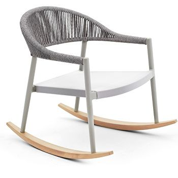 Clever Rocking Armchair