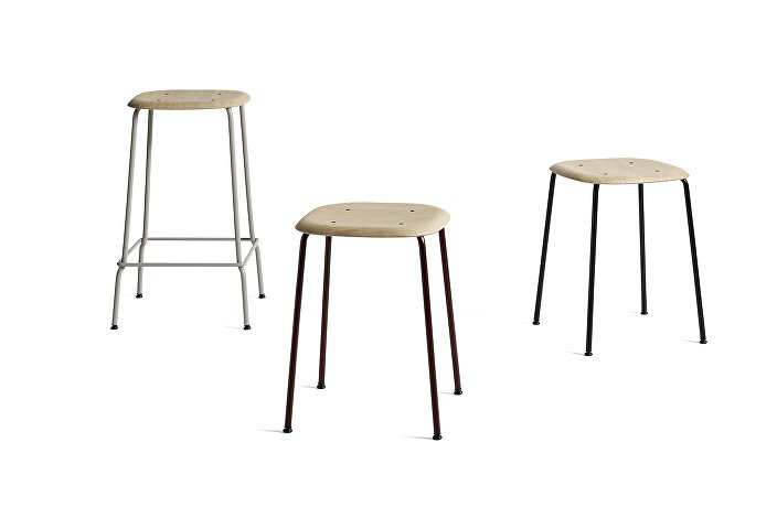 Soft Edge 70 Stool_Soft Edge 30 Bar Stool_Family