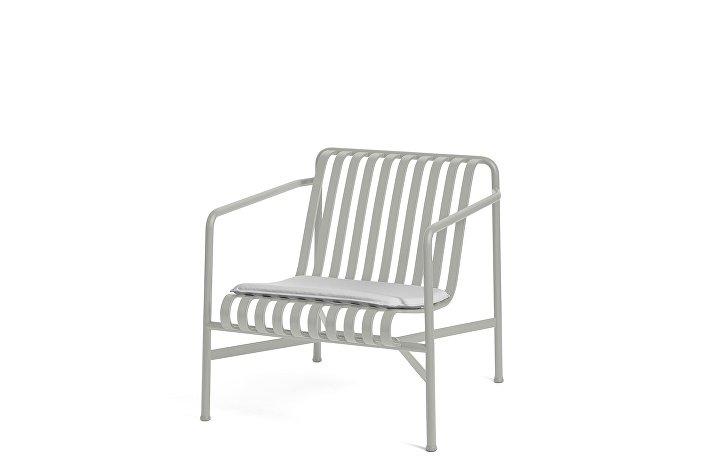 Palissade Lounge Chair Low Sky Grey_Seat Cushion Sky Grey