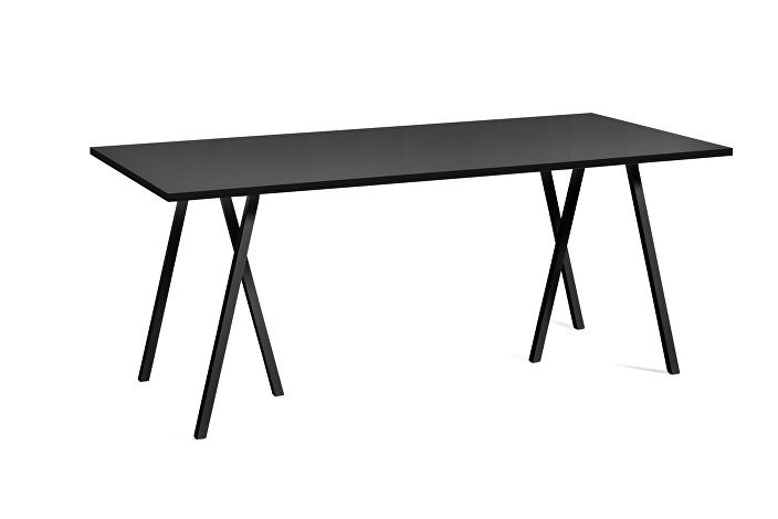 1014972019000_Loop Stand Table_L180xW87,5xH74_black