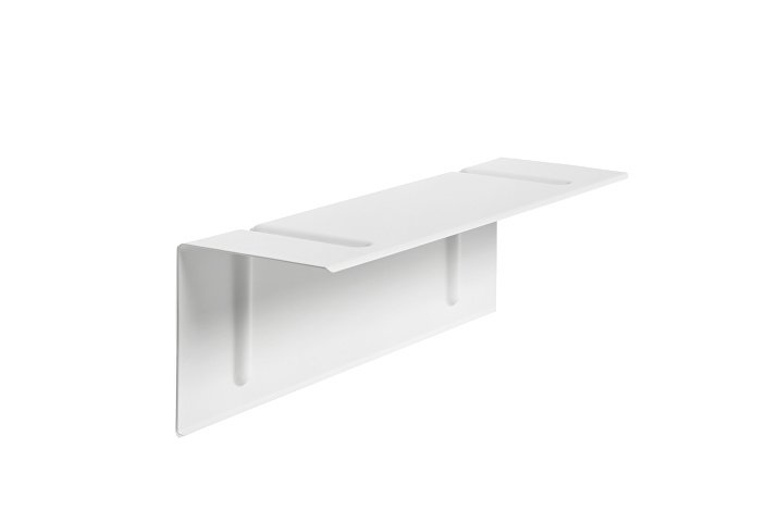 1009000_Brackets Incl L60 white steel