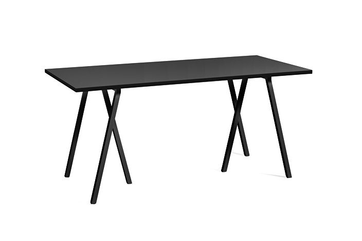 1014962019000_Loop Stand Table_L160xW77,5xH74_black