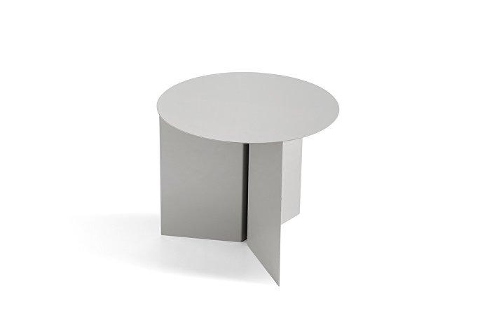 1024771009000_Slit Table Round_grey