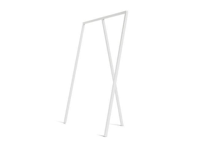 101662_Loop Stand Wardrobe_White