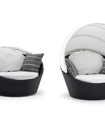 Miniarena Swivel Round Sofa