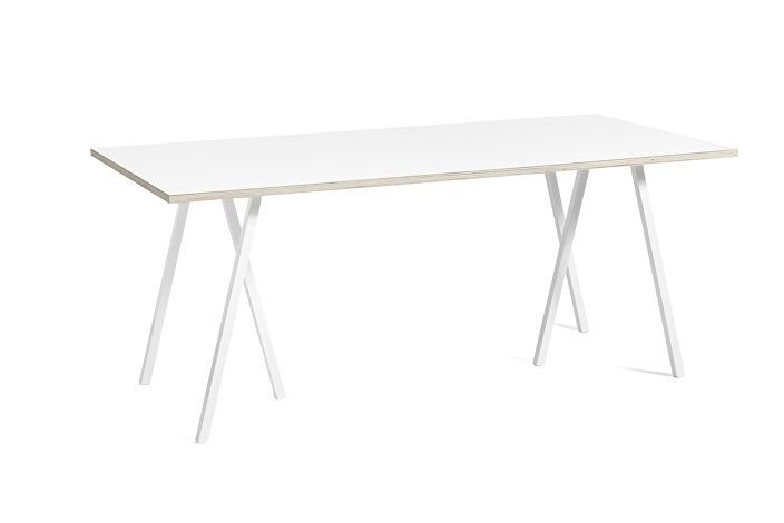 1015022119000_Loop Stand Table_L180xW87,5xH74_white