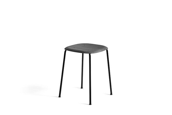 1992111009000_Soft Edge 70_Base black_Seat oak soft black stained