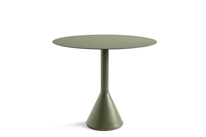 1058151509000_Palissade Cone Table_dia90xH74_olive