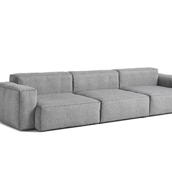 Mags Soft 3 Seater Combination 1 Low Armrest