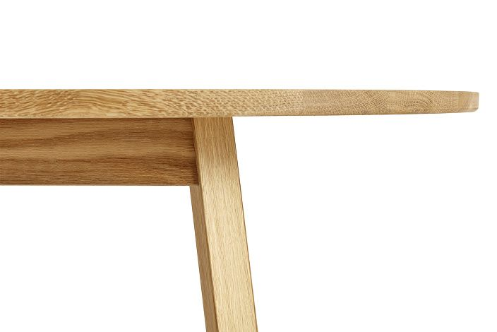1058731009000_Triangle Leg Bench_L200xW40xH46_olied oak_Detail 02