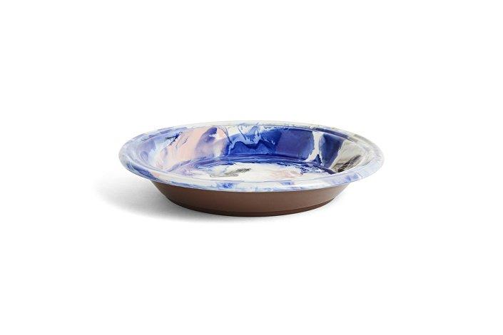 506915 _Swirl Bowl multi blue