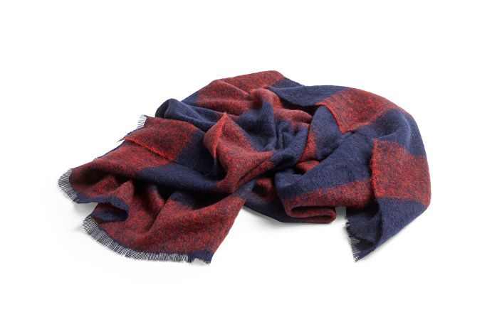 507624_Mohair Blanket red_WB