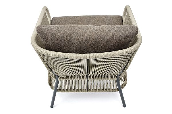 CRICKET lounge armchair