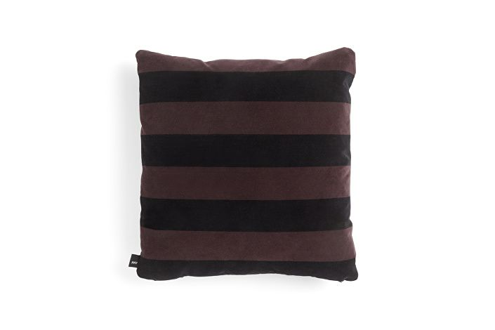 507651_Soft Stripe Cushion burgundy WB