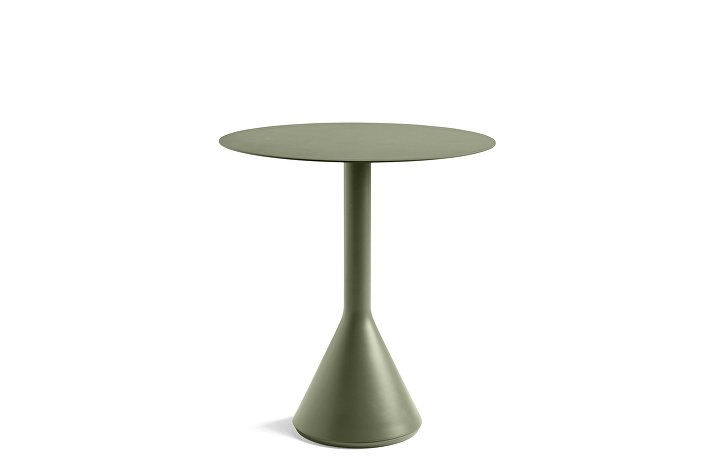 1058131509000_Palissade Cone Table_dia70xH74_olive