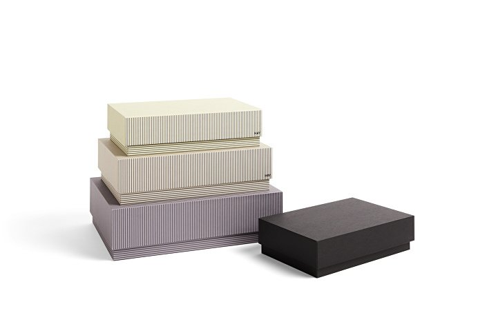 507492_Box box desktop set of 4 stripe grey