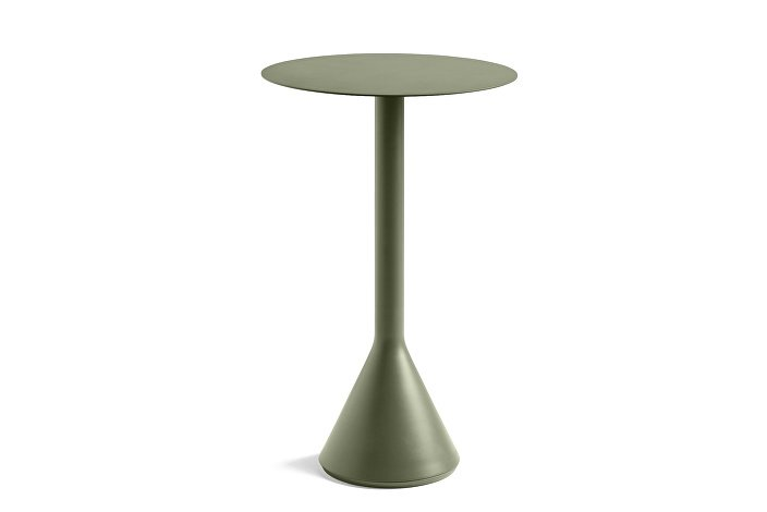 1058211509000_Palissade Cone Table_dia60xH105_olive