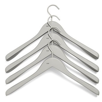 Soft Coat Hanger