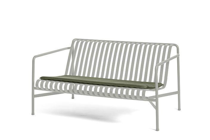 Palissade Lounge Sofa Sky Grey_Seat Cushion Olive