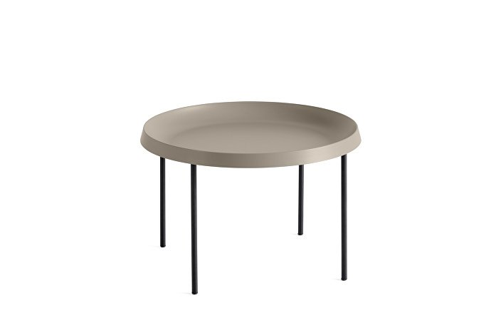 930507_Tulou Coffee table_dia55xH35_Mocca