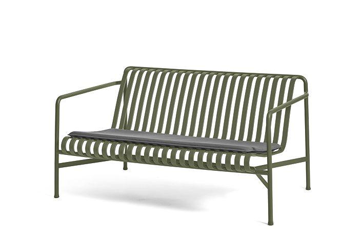 Palissade Lounge Sofa olive_Seat Cushion Anthracite